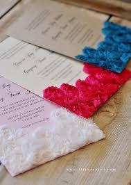 How To Make Wedding Invitations Handmade Wedding Invitations Ideas Iidaemilia Com