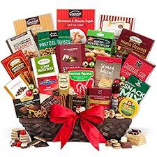christmas gift baskets the corporate show stopper christmas gift basket