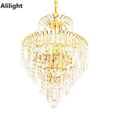 Crystal Chandeliers Online Get Cheap Elegant Crystal Chandelier Aliexpress Com