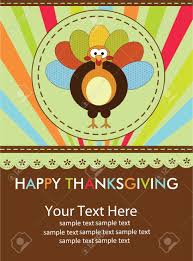 happy thanksgiving in espanol happy thanksgiving day card vector illustration royalty free