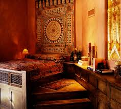 bohemian bedroom ideas whitewashed brick provides a subtile backdrop for this cool boho