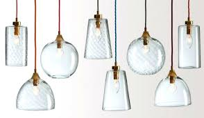 Pendant Lighting Shades Blown Glass Pendant Lights Uk Blown Glass Shades Three