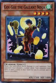 goe goe the gallant ninja yu gi oh fandom powered by wikia
