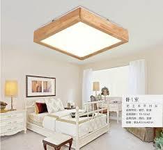 chambre style japonais nordique style japonais en bois massif tatami led plafonnier chambre