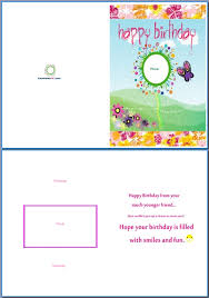 Design And Print Birthday Cards Card Invitation Design Ideas Collections Images Print Your Own