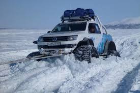 volkswagen amarok off road volkswagen amarok polar expedition 3 vehicles pinterest