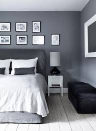 gray wall bedroom beautiful combo of varying greys with white very scandinavian