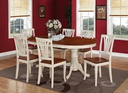 oval kitchen tables farmhouse table oval farm table eclectic