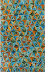 interior design for teal and orange at rug studio in area