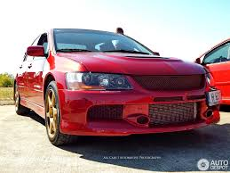mitsubishi ralliart 2015 mitsubishi lancer evolution ix ralliart 27 october 2015 autogespot