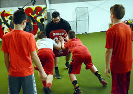 alum where to buy nfl beaver dam alum bryce johnson finds time to help out at youth