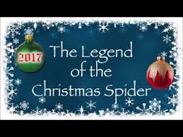 christmas spider youtube