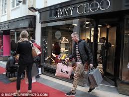 designer shops professor green shops up a at designer boutiques with
