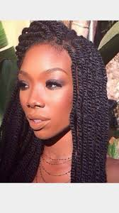 Brandy Hairstyles 52 Best Twists Images On Pinterest Braids Protective Hairstyles