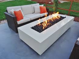 Contemporary Firepit Modern Gas Pit Denver Contemporary Pits Spaces With