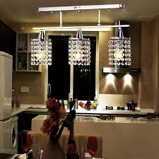 Linear Chandelier Dining Room Dining Room Chandelier Contemporary Lighting Design In The Dining