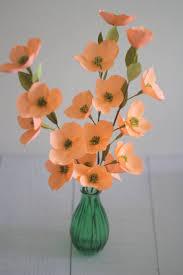 27 best crep flower images on pinterest crafts crepe paper