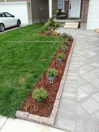 Front Yard Landscaping Ideas Pinterest Back Yard Landscaping Low Maintenance Low Small Front Yard