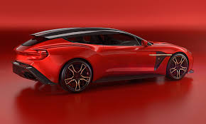 aston martin suv aston martin u0027s vanquish zagato shooting brake will make you put
