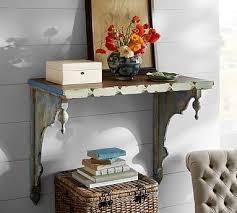 Rustic Wood Ledge Pottery Barn 152 Best Organization U003e Ledges U0026 Shelves Images On Pinterest