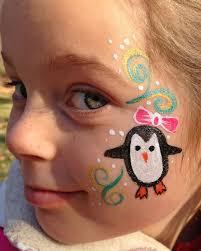 174 1chicago face painter valery lanotte penguin cheek jpg 960