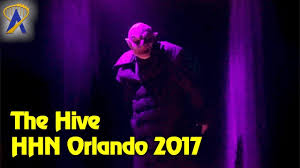the hive highlights from halloween horror nights orlando 2017