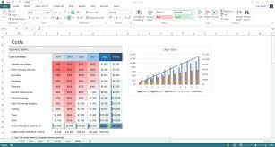 business plan format xls business plan spreadsheet template free strategic planning excel