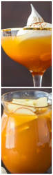 pumpkin pie punch the ultimate halloween or thanksgiving