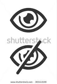Turn A Blind Eye A Blind Eye Clipart