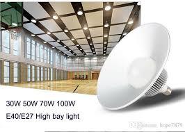 high bay shop lights e40 e27 30w 50w 70w 100w high bay shop lights led floodlight