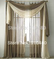 Drapery Valance Living Room Curtains With Valance Luxury Home Design Ideas