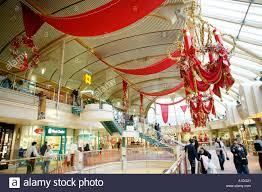 decorations shopping mall uk stock photo 3337248 alamy