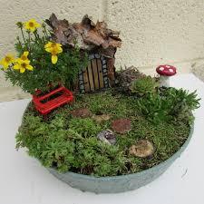 fairy doors fairy gardens how to make fairy garden furniture