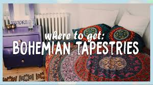 the best place to buy bohemian wall tapestries youtube