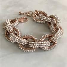 rose gold link bracelet images Jewelry rose gold link bracelet poshmark jpg