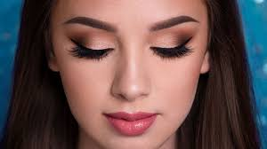 Make Up prom makeup tutorial easy glam