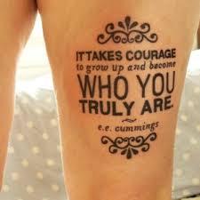 creative tattoo quotes tumblr typography tattoo tumblr tattoos pinterest typography