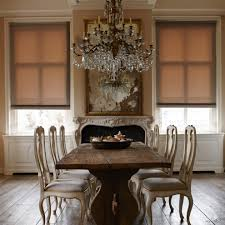 Dining Room With Fireplace by Orange County French Console Table Dining Room Traditional With