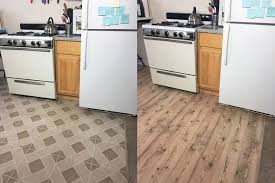 Hardwood Floor Apartment Apartment Friendly Faux Wood Floors With Contact Paper Hometalk