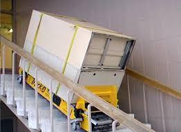 stair climbing equipment electric stair climber truck