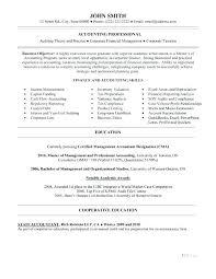 Resume Template Entry Level Resume Sample Entry Level Resume Summary Splendid Design Finance