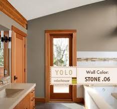 behr mountain haze paint color bathroom pinterest hallway