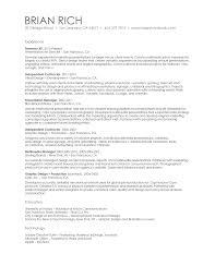 Experiential Marketing Resume