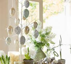 easter egg tree easter decorations egg ornaments easter trees