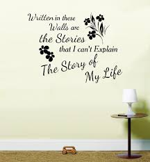 one direction 1 d story of my life song music vinyl sticker wall one direction 1 d story of my life song music vinyl sticker wall art black 1 amazon co uk kitchen home