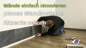 Vinylboden Bad Planeo Mauerverblender Wandverkleidungen Wandbeläge