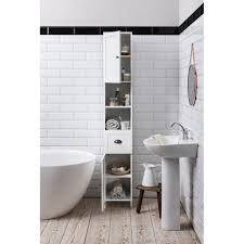 bathroom cabinets narrow floor cabinet narrow floor standing