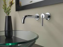 Bathroom Wall Faucet by 3559lf Wl Wall Mount Lavatory Faucet