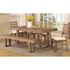 Rustic Dining Room Sets by Shabby Chic Rustic Farmhouse Solid 8 Seater Dining Table Bench And