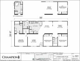 Champion Modular Home Floor Plans 28 Champion Floor Plans Haleys Homes Champion Floor Plans